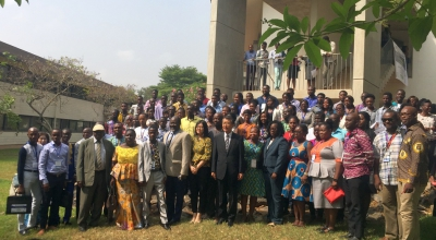 NMIMR Trains Health Professionals