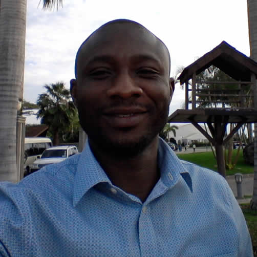 Dr. Kwadwo K. Frempong – Biosafety Officer